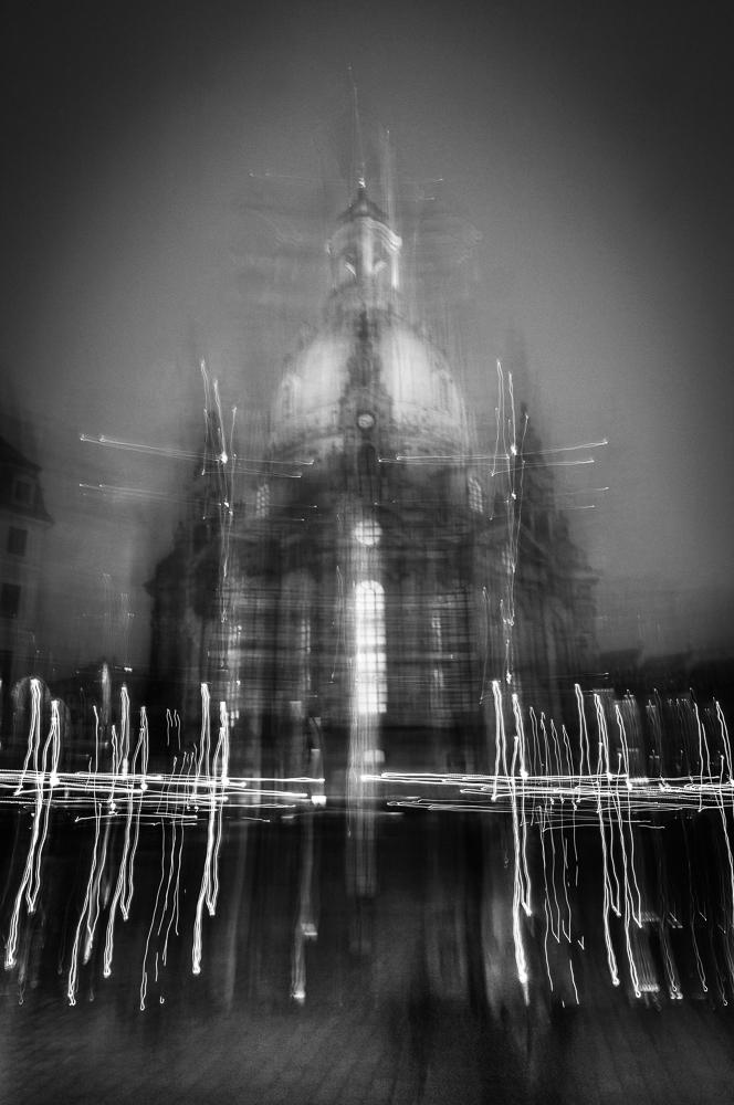 Altstadt 4 © Fotokunstwerk von Mirko Joerg Kellner