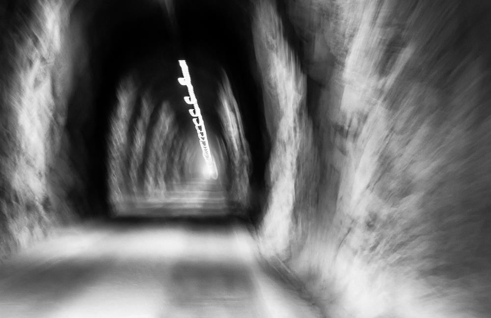 Am Ende Licht © Fotokunstwerk von Mirko Joerg Kellner