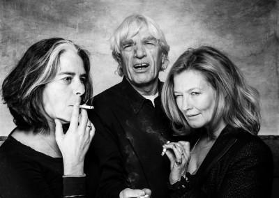 Corinna & Volker Altenhof und Suzanne von Borsody © Mirko Joerg Kellner