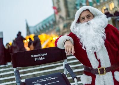 Fotoshooting Wolfgang Stumph Drehtag ZDF © Mirko Joerg Kellner