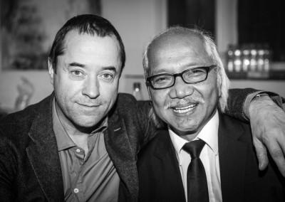 Jan-Josef Liefers & Sonny Thet