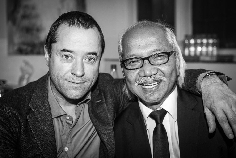 Jan-Josef Liefers & Sonny Thet © Mirko Joerg Kellner