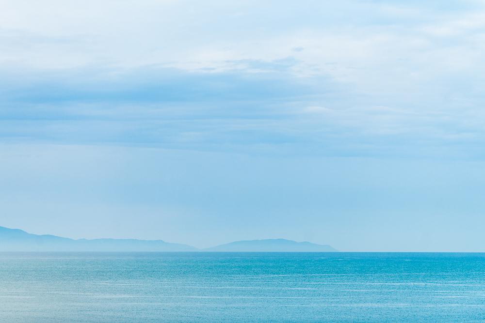 Küstenlinie © Fotokunstwerk von Mirko Joerg Kellner