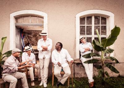 Klazz Brothers & Cuba Percussion © Mirko Joerg Kellner