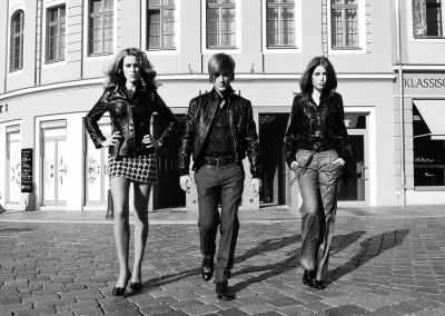 Lilly, Anne und René © Mirko Joerg Kellner