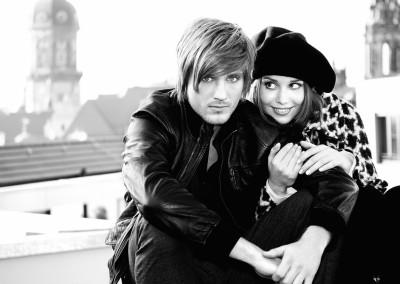 Lilly und René © Mirko Joerg Kellner