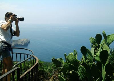 Mirko Joerg Kellner unterwegs bei Fotoreportage auf Capri
