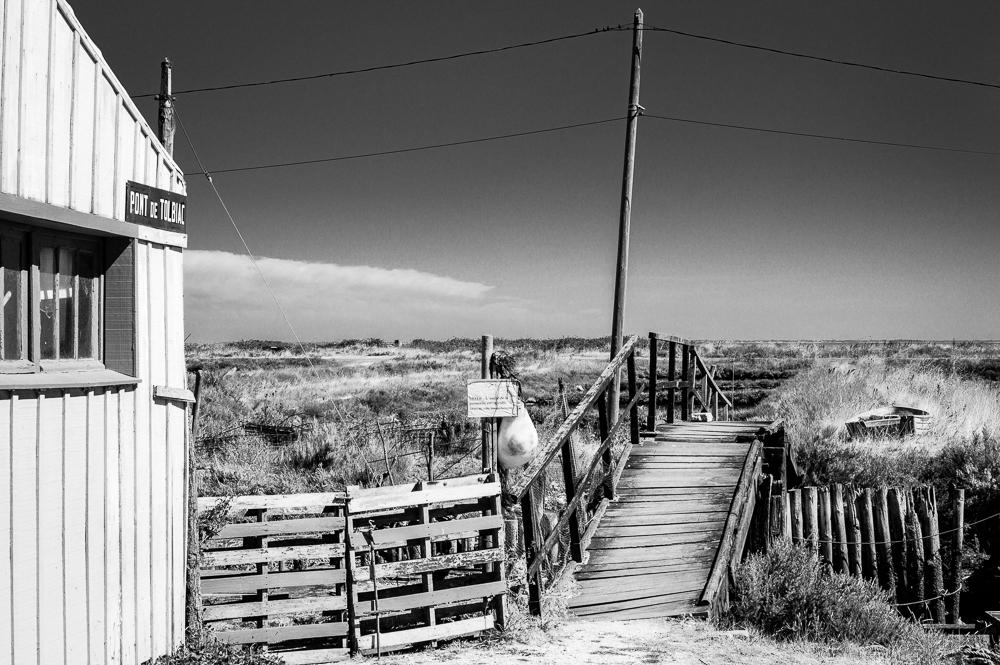 Pont de Tolbiac © Fotokunstwerk von Mirko Joerg Kellner