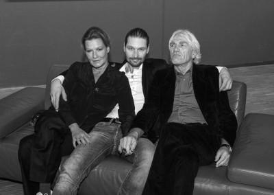 Suzanne von Borsody, Volker Altenhof, Mirko Joerg Kellner © Blanche Chantal Kellner